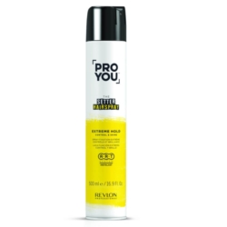 Revlon Pro You lakier utrwalający Extreme Hold NEW 500 ml