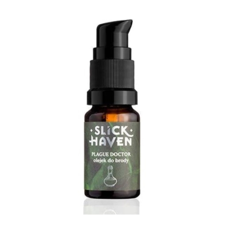 Slick Haven olejek do brody Plague Doctor 10ml