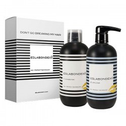 Nouvelle ESLABONDEXX Zestaw Salon Kit 500ml + 500ml