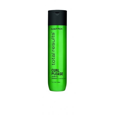 Matrix Total Results Curl Please szampon pielęgnujący do loków 300 ml