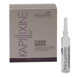 Kapilixine CLEAN DROPS Ampułki p.łup. 10 x 10ml - NOUVELLE---