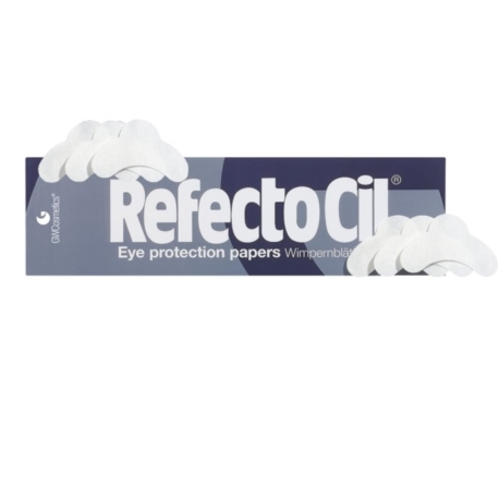 RefectoCil ochronne papierki pod oczy, 96 szt.