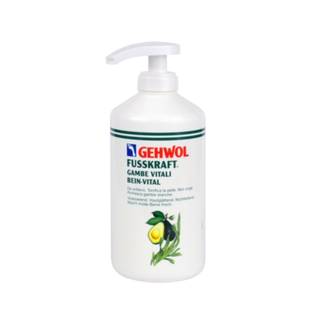 Gehwol med Fusskraft Bein-Vital Balsam witalizujący 500 ml