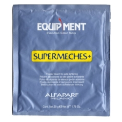 Alfaparf Equipment Supermeches+ - Rozjaśniacz saszetka 50g