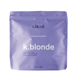 K.Blonde Bleaching Clay glinka rozjaśniająca 450g