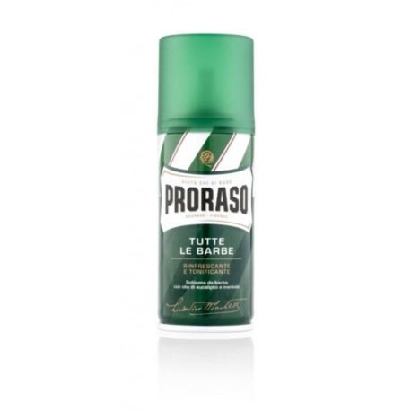 Proraso Green Shaving Foam pianka do golenia 400 ml