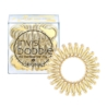 Tangle Teezer Invisibobble 3szt./opak. Time to shine_You're Golden
