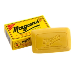 Morgan's Anti-bacterial Medicated Soap antybakteryjne mydło 80 g