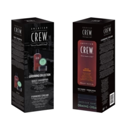 American Crew Forming Cream + Daily Shampoo 250 ml DUO Father's Day 2020