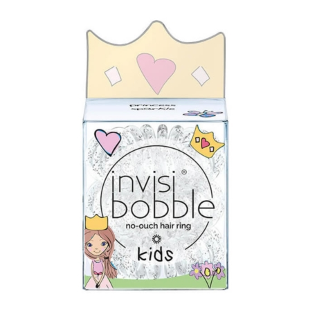 Tangle Teezer Invisibobble 3szt./opak. KIDS Princess Sparkle